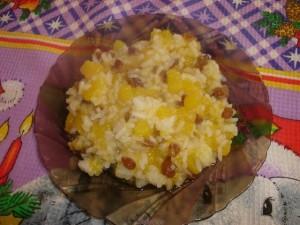 Сладкие блюда из тыквы