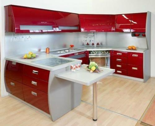 Планировка кухни рабочий треугольник