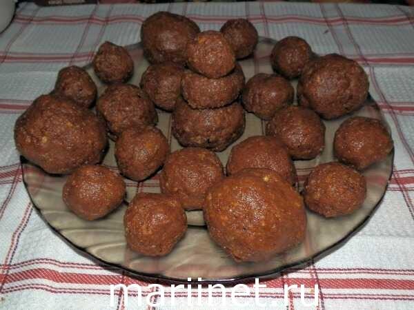 пирожное картошка рецепт с фото
