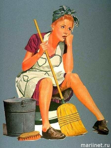 Как сделать уборку быстро