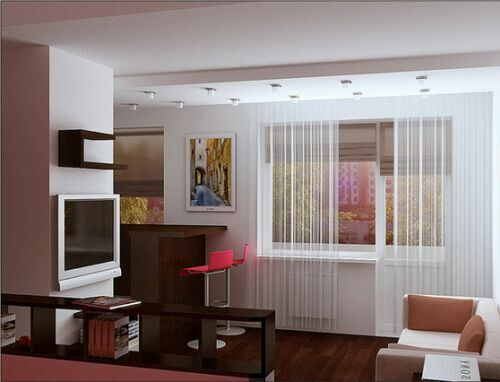 Как увеличить пространство в квартире